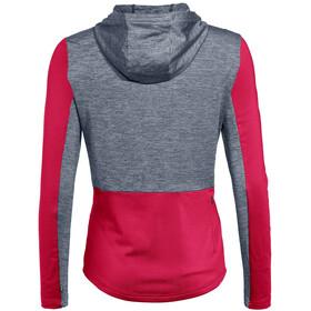 VAUDE Qimsa Longsleeve T-shirt Dames, steelblue